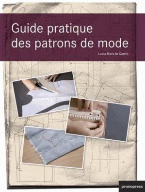 Guide pratique des patrons de mode - Promopress - 9788492810086 -