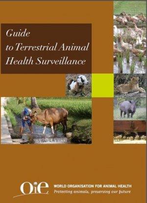 Guide pour la surveillance sanitaire des animaux terrestres - oie - 9789290449874 -