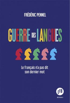 Guerre des langues - François Bourin - 9791025204665