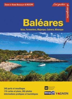 Guide Imray Baléares - vagnon - 9791027102471