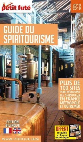 Guide du spiritourisme - nouvelles éditions de l'université petit futé - 9791033183914 -
