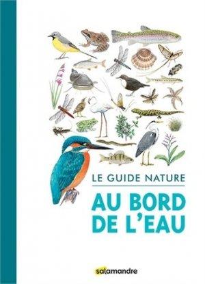 Guide nature au bord de l'eau - petite plume - 9791093655413