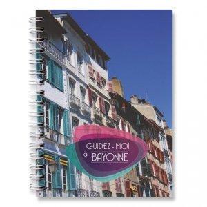 Guidez-moi à Bayonne - BD concept - 9791094582114 -