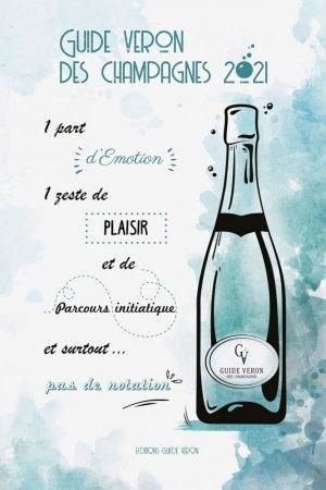 Guide Véron des Champagnes 2021 - photo reims - 9798643934585 -