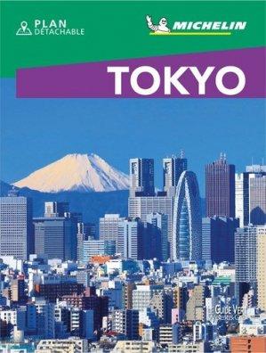 Guide Michelin Tokyo 2021 - michelin - 9782067251410 -