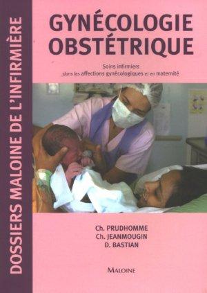 Gynécologie obstétrique - maloine - 9782224029883 -