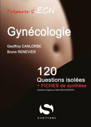 Gynécologie - s editions - 9782356401311 -