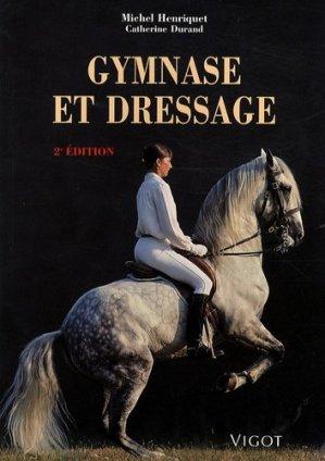 Gymnase et dressage - vigot - 9782711419418 -