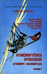 Hyménoptères sphecidae d'Europe occidentale Volume 2 - federation francaise des societes de sciences naturelles - 9782903052164 -