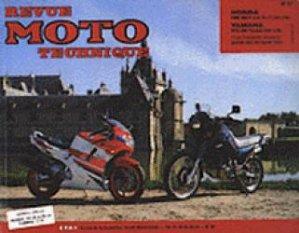 Honda CBR 600 F Mod. M à T (1991 à 1996) Yamaha XTZ 660 Ténéré (1991 et 92) - etai - editions techniques pour l'automobile et l'industrie - 9782726890813 -