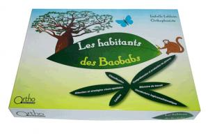 Habitants des Baobabs - ortho  - 3760194580975 -