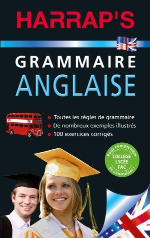 Grammaire anglaise - harrap's - 9780245510113 -