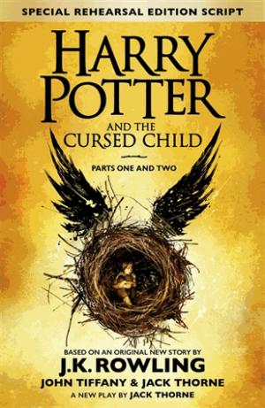 Harry Potter and the Cursed Child - Parts One and Two - vintage - 9780751565355 -