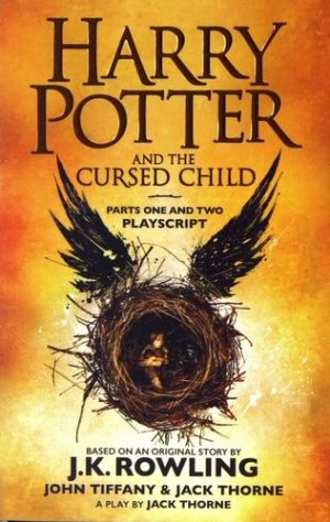 Harry Potter and the Cursed Child - Parts One and Two - little brown - 9780751565362 -