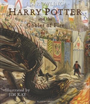 Harry Potter and the Goblet of Fire - bloomsbury - 9781408845677 -