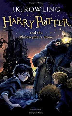 Harry Potter and the Philosopher's Stone - bloomsbury - 9781408855652 -