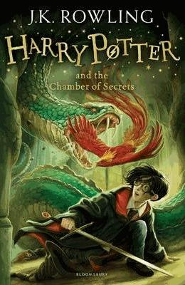 Harry Potter and the Chamber of Secrets - bloomsbury - 9781408855669 -