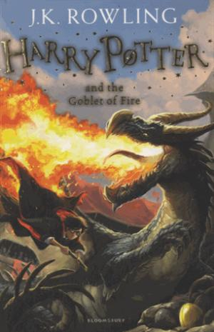 Harry Potter and the Goblet of Fire - bloomsbury - 9781408855683 -