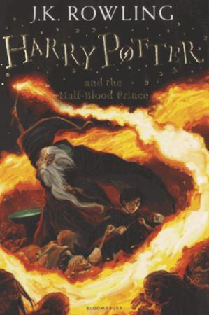 Harry Potter and the Half-Blood Prince - bloomsbury - 9781408855706 -