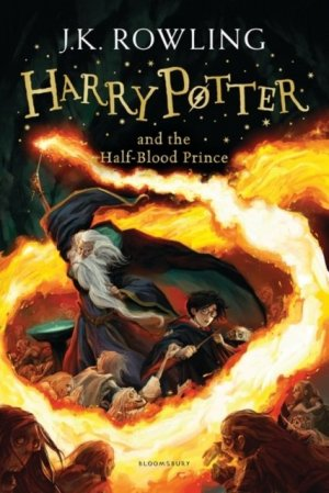 Harry Potter and the Half-Blood Prince - bloomsbury - 9781408855942 -