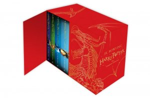 Harry Potter Box Set Complete Collection - bloomsbury - 9781408856789 -