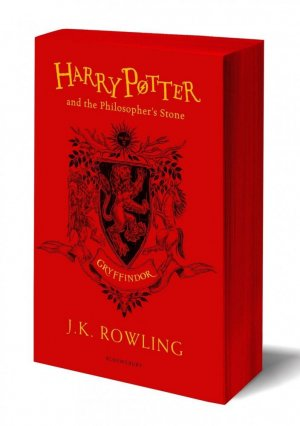 Harry Potter and the Philosopher's Stone - bloomsbury - 9781408883730 -