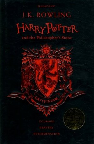 Harry Potter and the Philosopher's Stone : Gryffindor Edition - bloomsbury - 9781408883747 -