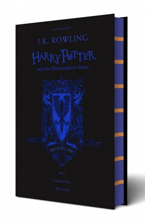 Harry Potter and the Philosopher's Stone - Ravenclaw Edition - bloomsbury - 9781408883785 -