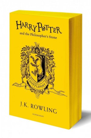 Harry Potter and the Philosopher's Stone - bloomsbury - 9781408883792 -