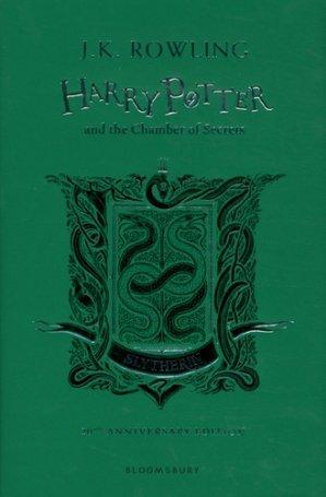 HARRY POTTER CHAMBER SECRETS  - bloomsbury - 9781408898116 -