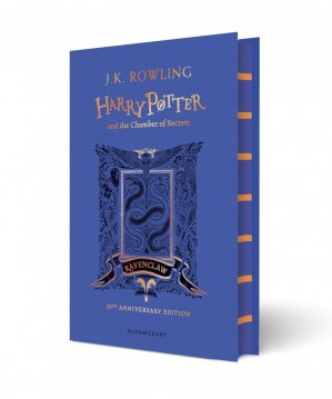 Harry Potter and the Chamber of Secrets - Ravenclaw Edition - bloomsbury - 9781408898130 -