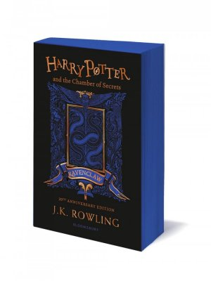 Harry Potter and the Chamber of Secrets - bloomsbury - 9781408898147 -