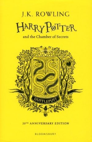 Harry Potter and the Chamber of Secrets - bloomsbury - 9781408898154 -