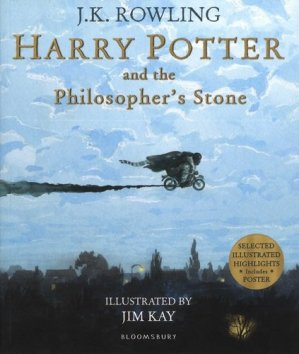 Harry Potter and the Philosopher's Stone - bloomsbury - 9781526602381 -