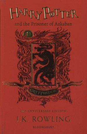 Harry Potter and the Prisoner of Azkaban PB - bloomsbury - 9781526606174 -