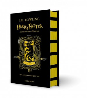 Harry Potter and The Prisonnier of Azkaban PB - bloomsbury - 9781526606211 -