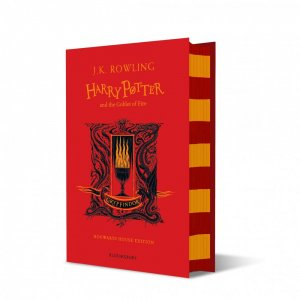 Harry Potter and the Goblet of Fire - Gryffindor Edition - bloomsbury childrens books - 9781526610270 -