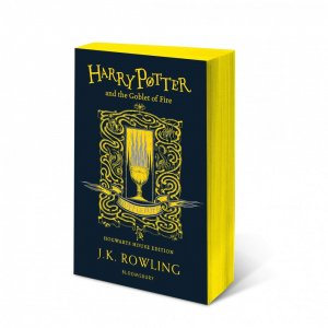 Harry Potter and the Goblet of Fire - Hufflepuff Edition - bloomsbury childrens books - 9781526610300 -
