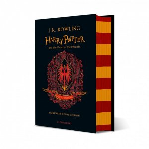 Harry Potter and the Order of the Phoenix - Gryffindor Edition - bloomsbury childrens books - 9781526618146 -