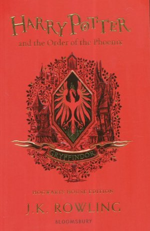 Harry Potter and the Order of the Phoenix - Gryffindor Edition - bloomsbury - 9781526618153 -