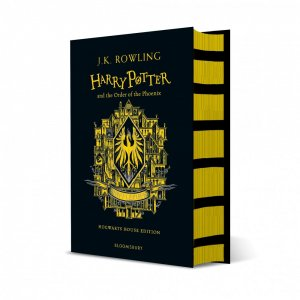 Harry Potter and the Order of the Phoenix - bloomsbury childrens books - 9781526618160 -