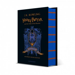 Harry Potter and the Order of the Phoenix - Ravenclaw Edition - bloomsbury - 9781526618184 -