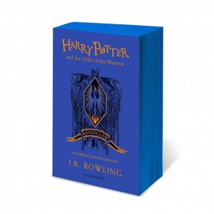Harry Potter and the Order of the Phoenix - Ravenclaw Edition - bloomsbury - 9781526618191 -