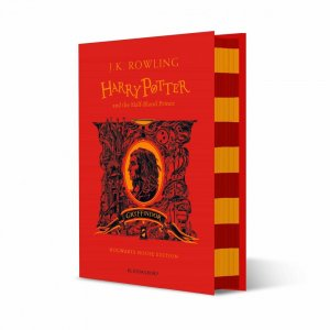 Harry Potter and the Half-Blood Prince - Gryffindor Edition - bloomsbury childrens books - 9781526618221 -