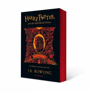 Harry Potter and the Half-Blood Prince - Gryffindor Edition - bloomsbury childrens books - 9781526618238 -