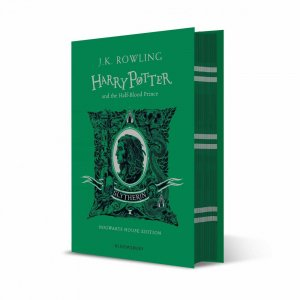 Harry Potter and the Half-Blood Prince - Slytherin Edition - bloomsbury childrens books - 9781526618290 -