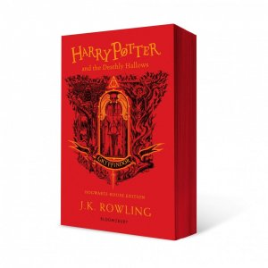 Harry Potter and the Deathly Hallows - bloomsbury/gardners - 9781526618313 -