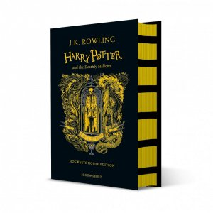 Harry Potter and the Deathly Hallows - bloomsbury/gardners - 9781526618344 -
