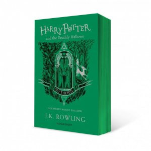 Harry Potter and the Deathly Hallows - bloomsbury/gardners - 9781526618375 -