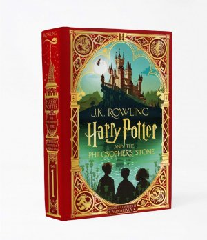 Harry Potter and the Philosopher's Stone: MinaLima Edition - bloomsbury - 9781526626585 -